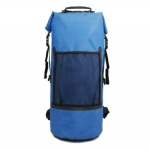 100% Waterproof Dry Bag TPU/PVC Material Hiking Backpack Outdoor Travel Backpack Dry Backpack Custom Volume And Color