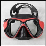 Scuba Diving Masks Tempered Glass Mask Diving Equipment for Kids and Adults