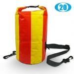 20L PVC Cylinder Waterproof Dry Tube Bag