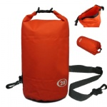 20L PVC Cylinder Waterproof Dry Tube Bag For Water Sports