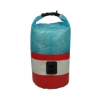 20L Colorful PVC Waterproof Cylinder Dry Bag for Water Sports