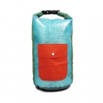 10L Colorful Waterproof Tube Bag Cylinder Bag for Water Sports