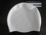 Seamless Silicone Swimming Caps