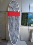 EPS Foam Brushed Carbon Stand Up Paddle Board