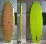 SUP Boards With Carbon Net