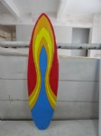 Nice Look Colorful EPS Expoxy Short Surfboards