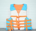 Customized life jackets can be printed your own logo and accept small orders