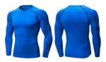 Customized Printing Blue Rash Guard