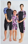 Customized Sublimation Printing Rash Guards for Adults and Kids